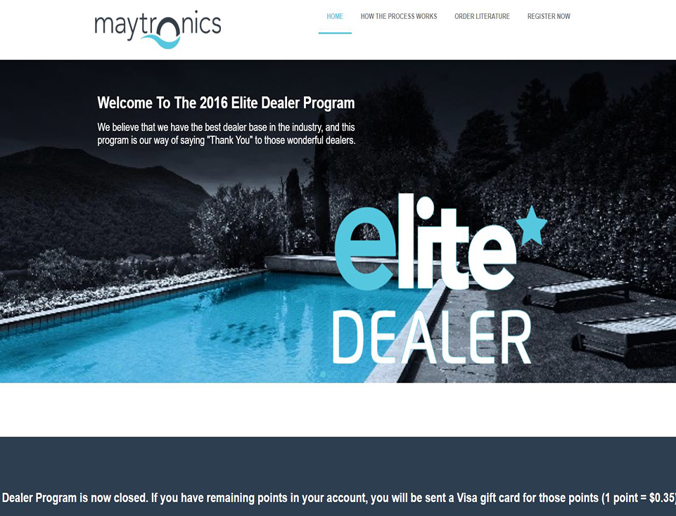 Elite Dealer Site