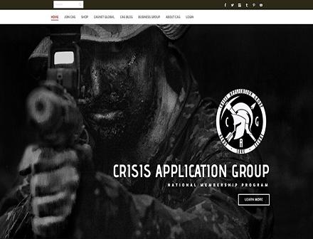 Crisis Application Group